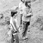 1981. Mark Buchanan, Graeme Hoxley and Dave Mclean at Plenty Gorge. This was one of the most popular climbing / bouldering areas close to Melbourne before it was banned by the land owner. We ...